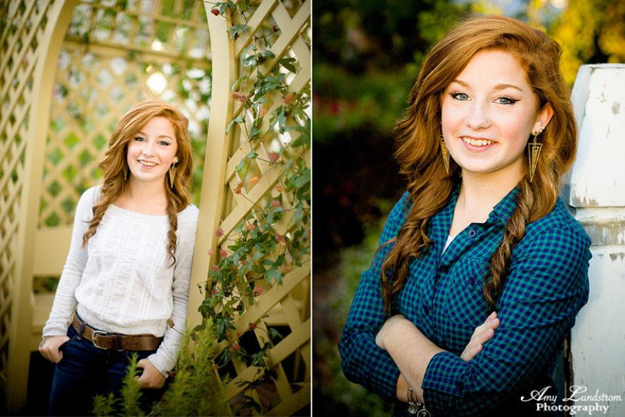 High School Senior Photoraphy in Humboldt CA