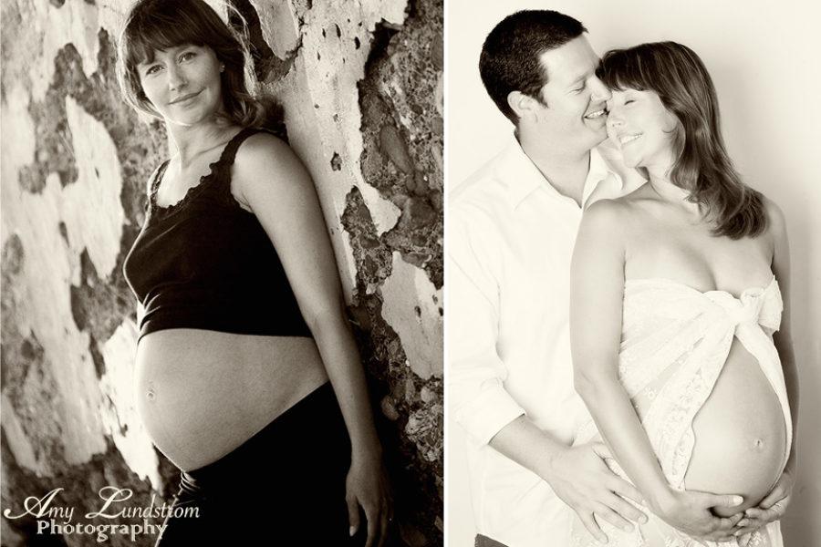 Maternity Photography in Humboldt County California Seacoast area